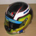 Helmets Custom-Daniel Harper 2016 02
