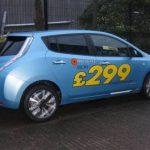 Vehicles Cars-Nissan Leaf Jan 2016