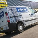 Vehicles Vans-Kane Engineering Toyota