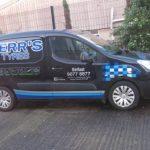Vehicles Vans-Kerrs Tyres Berlingo Belfast
